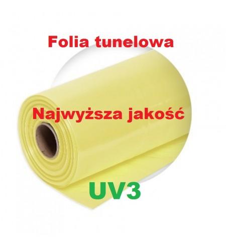 TRÓJWARSTWOWA FOLIA OGRODNICZA - TUNELOWA 6m