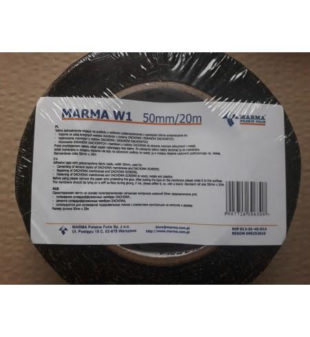 Taśma W1 50mm/20mb. MARMA