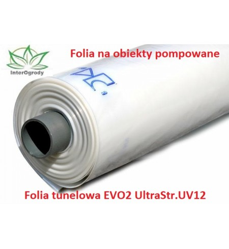 Folia na obiekty pompowane 12m. EVO2 7-warstwowa UV12