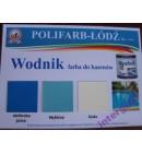 Farba basenowa 10l. Niebieski J. chlorokauczukowa do basenów